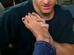 Cindy Crawford feet fetish foot
