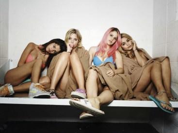 Spring Breakers dirty teenage girls