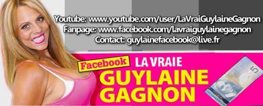 Guylaine Gagnon la vraie facebook