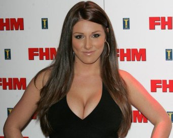 Lucy-Pinder-Topless-Modelin