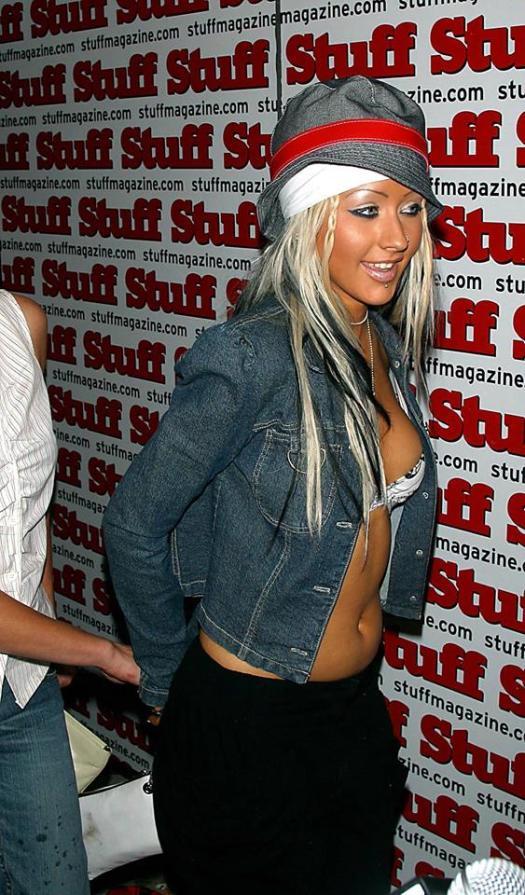 Christina Aguilera fap time