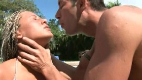 Sandra B. anal honey moon 11
