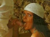 Tania Russof bonnet blanc