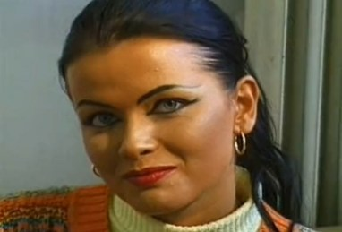 Tania Russof face cleopatra