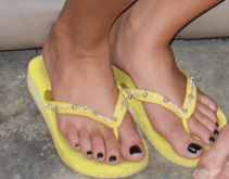 Tanner Mayes feet 026