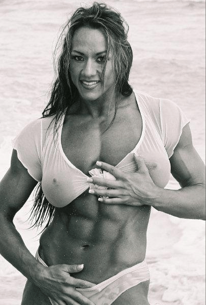 Amber DeLuca fbb porn star