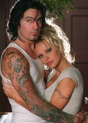 tommy lee pam-tommy