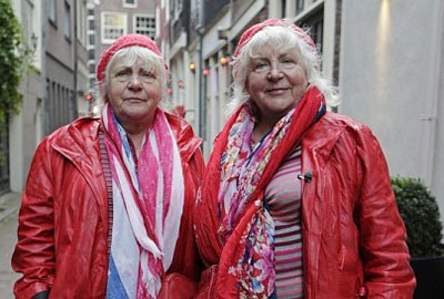 Fokkens Twins oldest prostitutes 355,000 sex partners