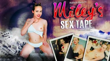 Miley Cyrus Sex Tape