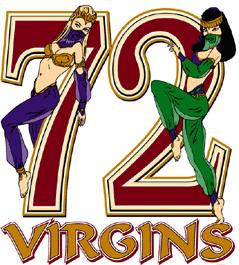 72 Virgins Muslim