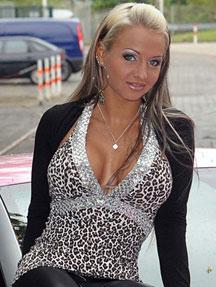 Caroline Berger Sexy Cora