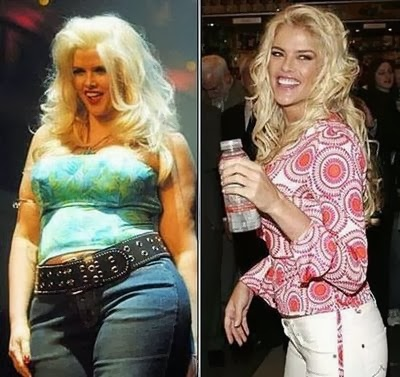 Anna-Nicole-Smith-celebrity-transformation
