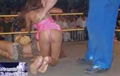 Jasmin St Claire Pro Wrestling 02