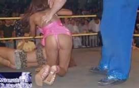 Jasmin St Claire Pro Wrestling 02