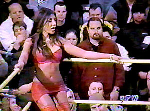Jasmin St Claire Pro Wrestling TNA ECW