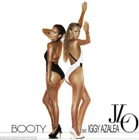 Jennifer Lopez x Iggy Azalea big booty ass 03