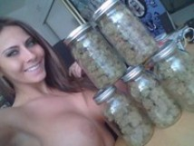 Madison Ivy weed 06