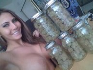 Madison Ivy weed 06