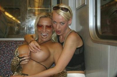 Sharon Da Vale sex parade