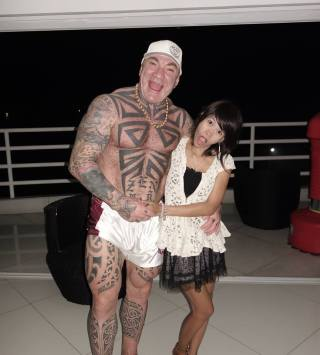 Tim Sharky Pattaya Thailand PiMP 28