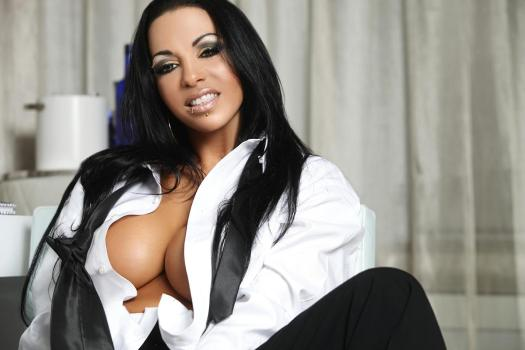Mercedes Ashley Puerto Rican porn star