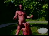 Nick Manning redhead outdoor Mercedes Ashley 13