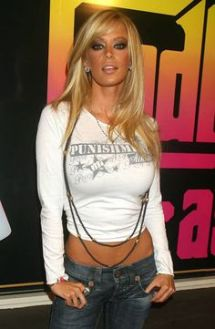 Jenna Jameson rocks