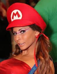 Madison Ivy pornstar extraordinaire Mario Bros