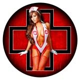 Madison Ivy pornstar extraordinaire Nurse_sm