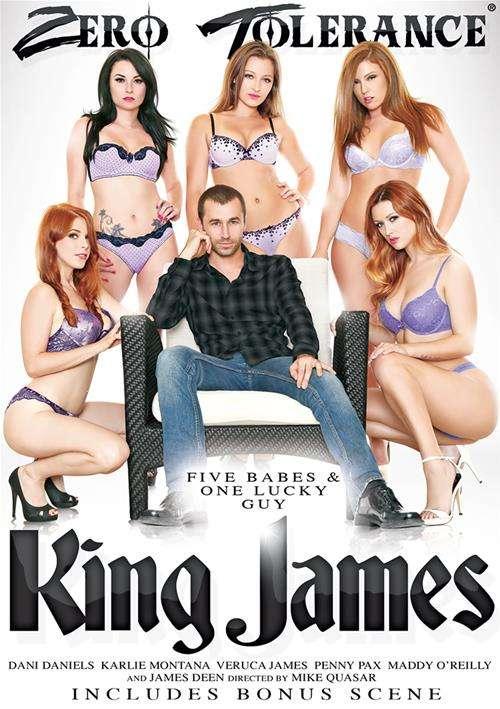 King James (2014) 5-on-1 reverse gangbang