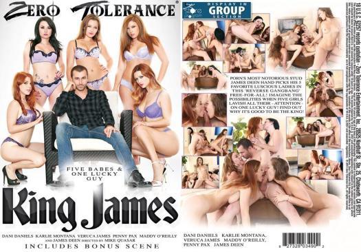 King James Dani Daniels Karlie Montana Maddy O'Reilly Penny Pax Veruca James 5