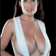 Goldie Blair bondage BDSM model British big tits