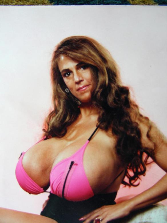 Susan Sykes AKA Busty Heart