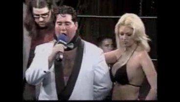 Jenna Jameson pro wrestling ecw wwf attitude era