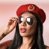 Jasmin St Claire military