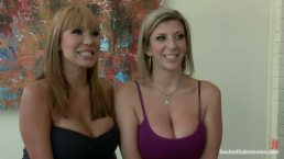 Ava Devine and Sara Jay SexAndSubmission