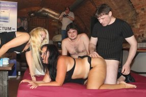 Ania Lisewska public sex
