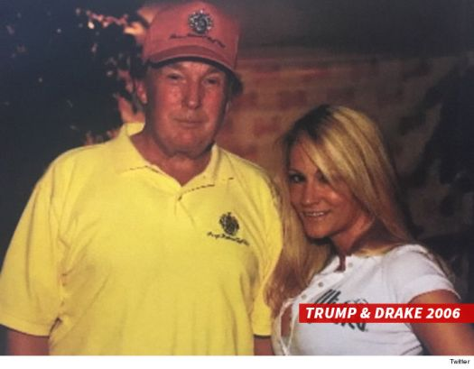 Donald Trump offered Money to fuck Jessica Drake.