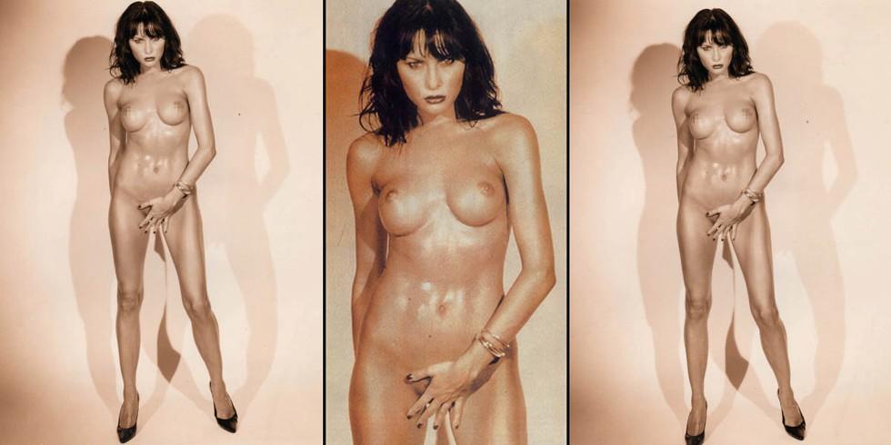 Naked Første Dame Trumf