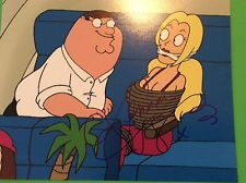 Jenna Jameson bound gagged Family Guy
