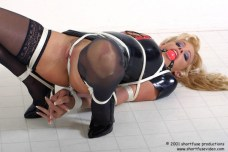 Nicole Sheridan best bondage model 4