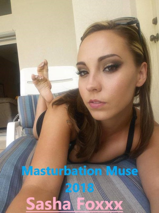 Masturbation Muse 2018 Sasha Foxxx