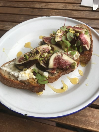 Things On Toast was my food theme for Sydney