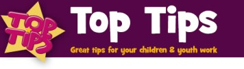 top tips Presbyterian Youth Ministry
