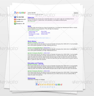 Search-Engine-Resume