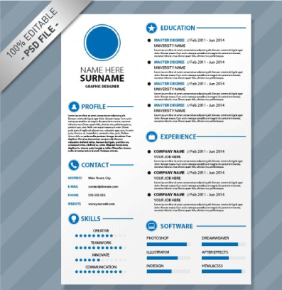 plantilla-de-curriculum-vitae-editable