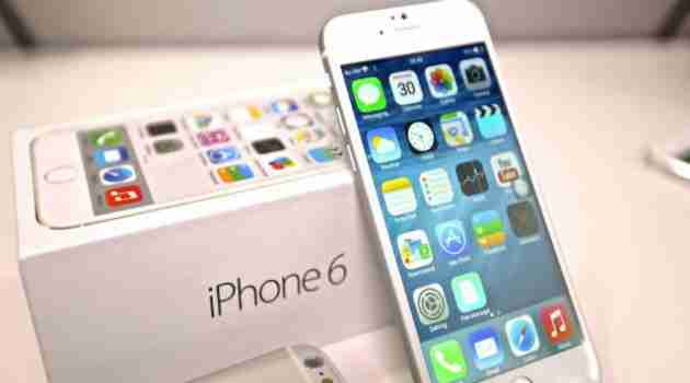 iPhone 6 bate record