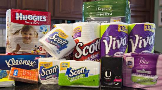 Kimberly-Clark Corp. Products Ahead Of Earnings Figures