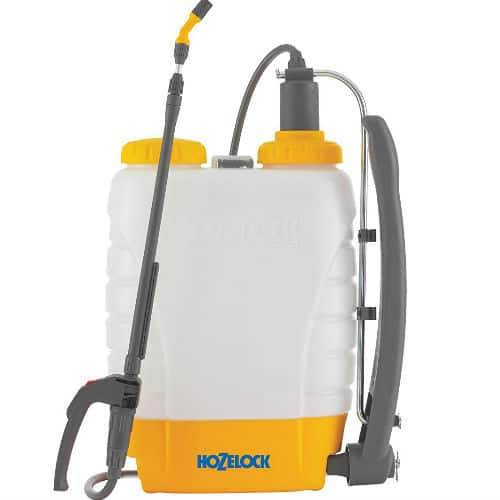 Hozelock Knapsack Garden Sprayer Plus review
