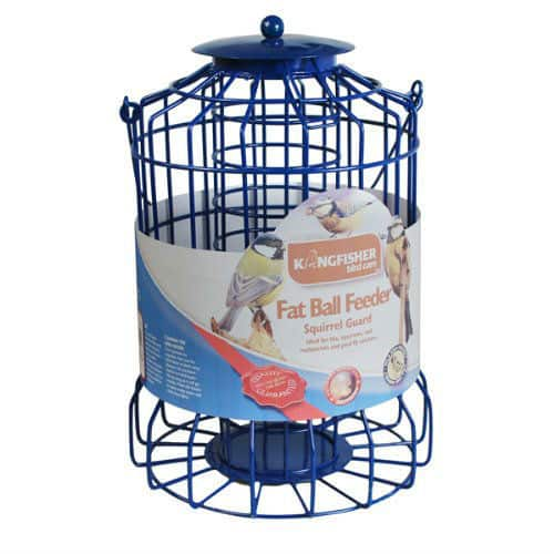 Kingfisher Squirrel Guard Fat Ball Feeder Review